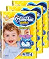 MamyPoko Standard Pants, XL, 40 + 4 Count, (Pack of 3)