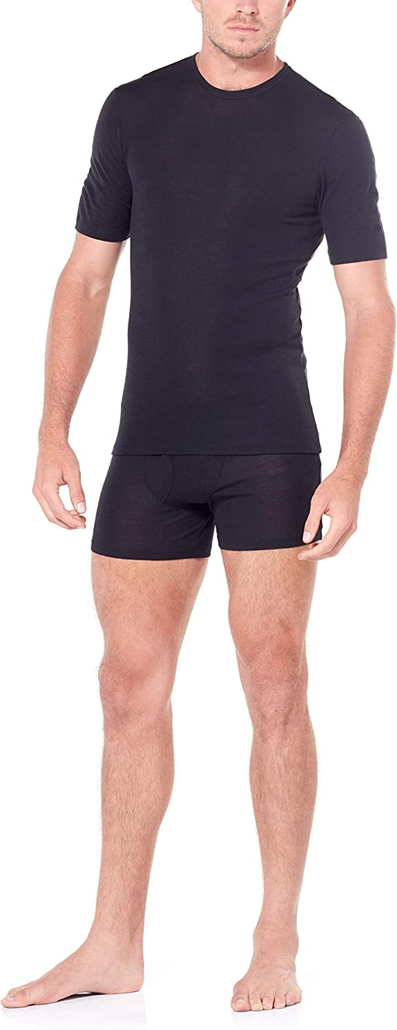 Icebreaker Mens 175 Everyday Boxers W Fly Calzoncillos Hombre