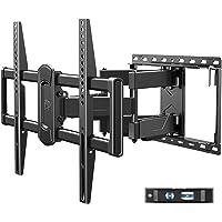 $42 » Mounting Dream Full Motion TV Wall Mount Swivel and Tilt for 42-75 Inch Flat Screen…