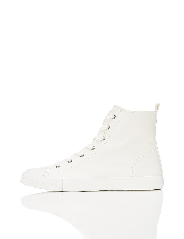 TALLA 37 EU. FIND Zapatillas Altas para Mujer