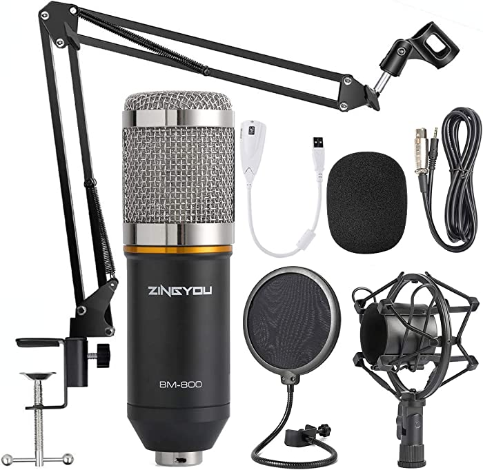 Top 10 Home Broadcasting Equipment Package