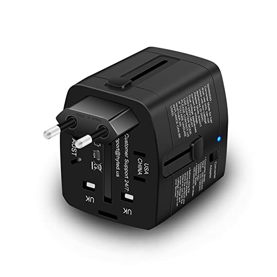 Review Travel Adapter 2000 Watts