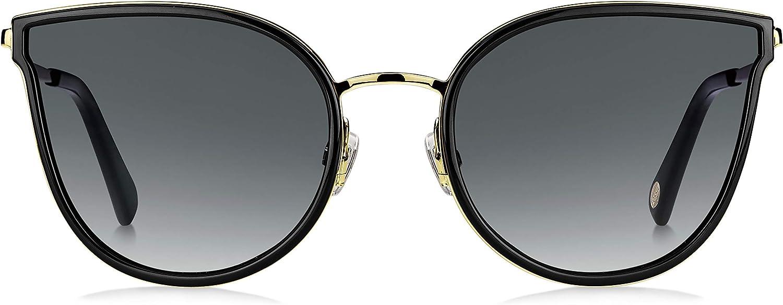 Blk Gold Fossil Fos 2087//S Montures de lunettes Multicolore 55 Femme