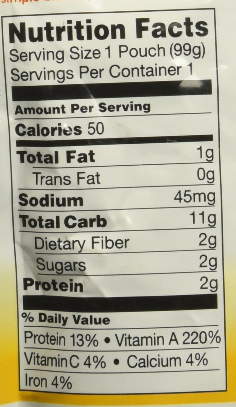 Plum Organics Corn, Kale, Carrot & Tomato Baby Food, 3.5 oz by Plum Organics (Image #2)