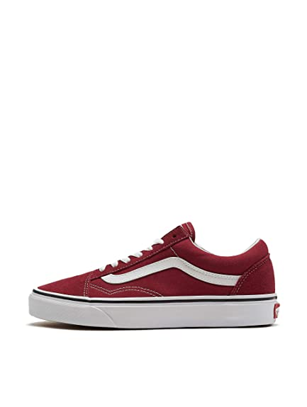 Vans Men Sneakers UA Old Skool red 45  Amazon.co.uk  Shoes   Bags 4107a25d8