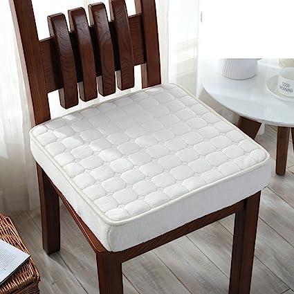 Amazon.com: Chair cushion, student stool cushion, thicker office ...