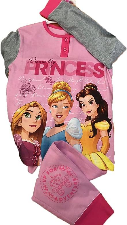 pijama princesas disney (2-3 años): Amazon.es: Ropa y accesorios