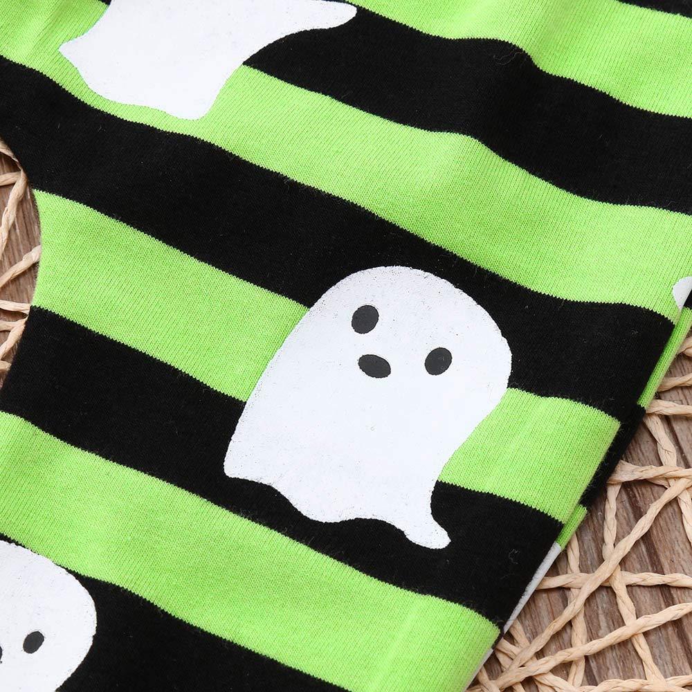 FNKDOR - Conjunto de pantalones de Halloween para bebé ...