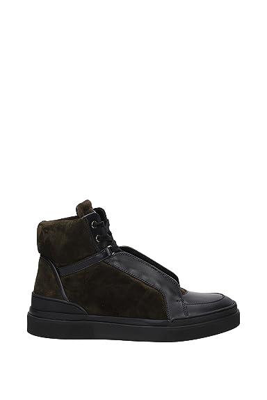 87fd7e8582d Pierre Balmain Sneakers Men - Suede (HA310Z004) UK: Amazon.co.uk ...