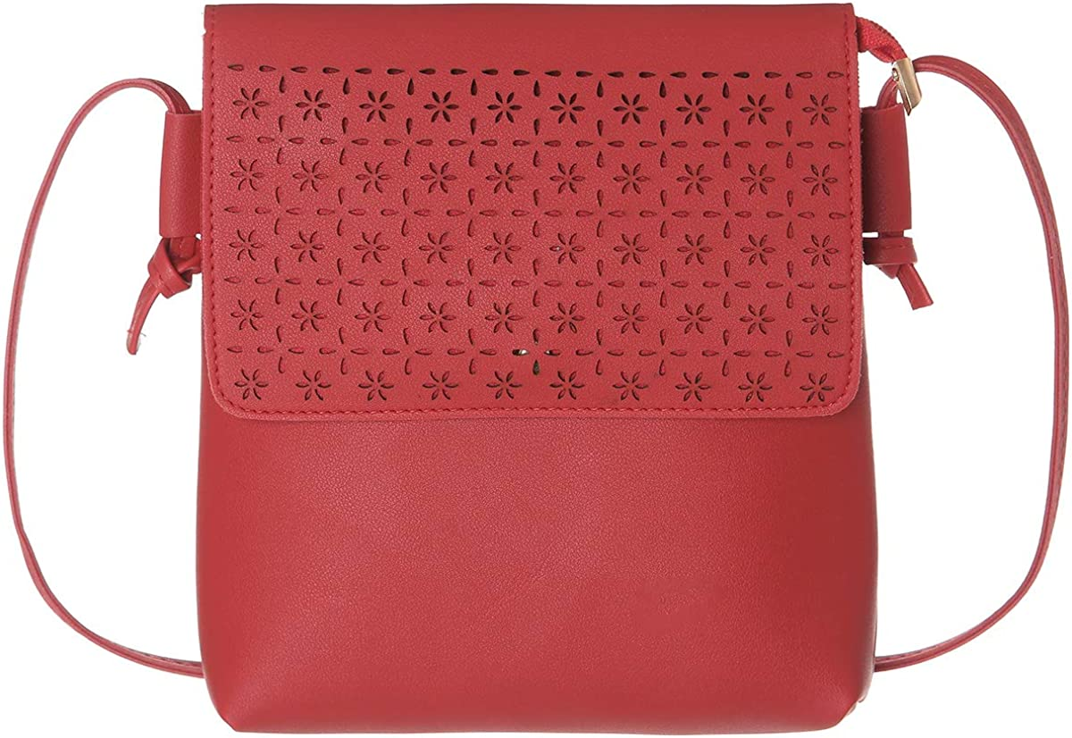 AOCINA Medium Crossbody Bag...