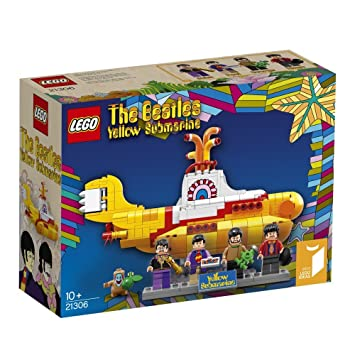LEGO 21306 The Beatles Yellow Submarine: Lego: Amazon.co.uk: Toys ...