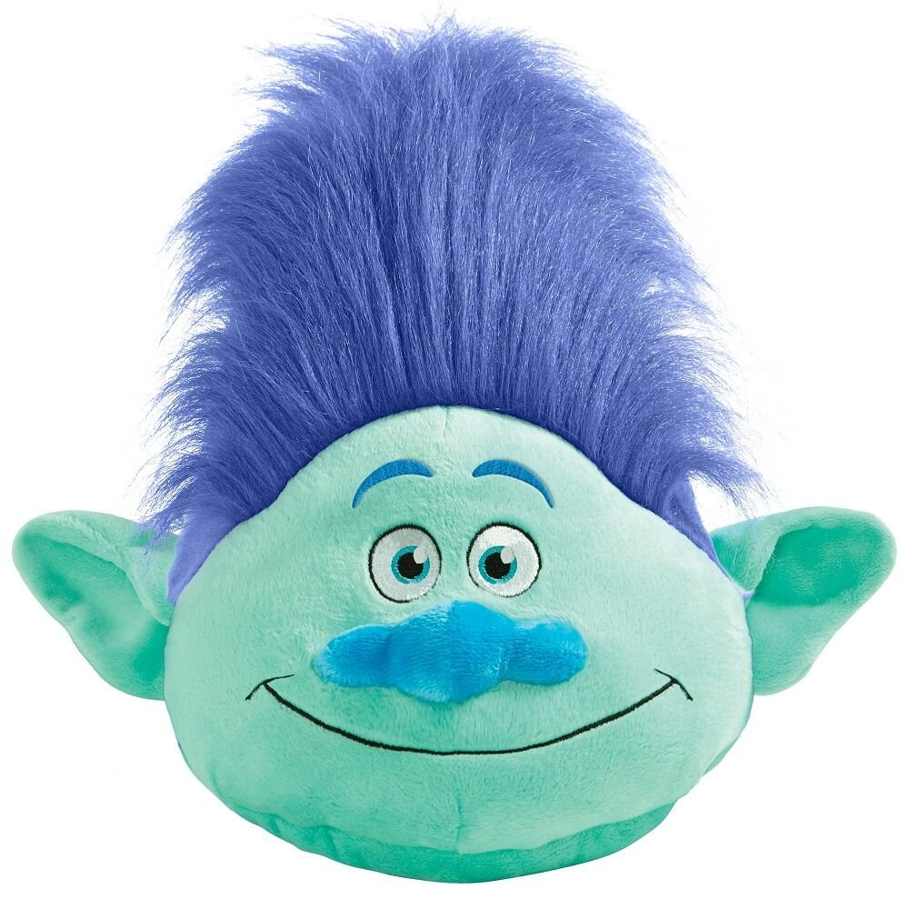 Pillow Pets DreamWorks Trolls Branch 16'' Stuffed Animal Plush Toy