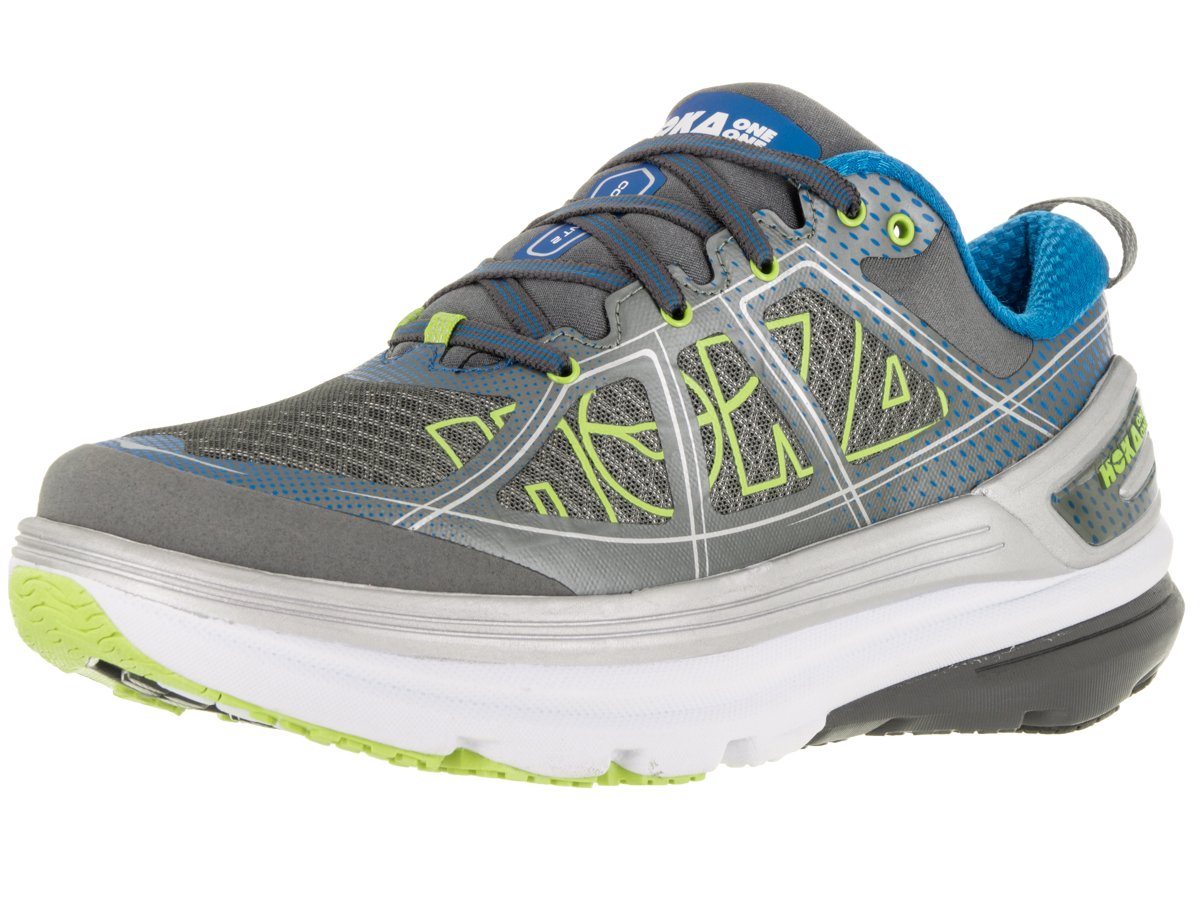 HOKA ONE ONE Hoka Constant 2 Running Shoes - AW16 B00ZUYAPFQ 10.5 D(M) US Blue