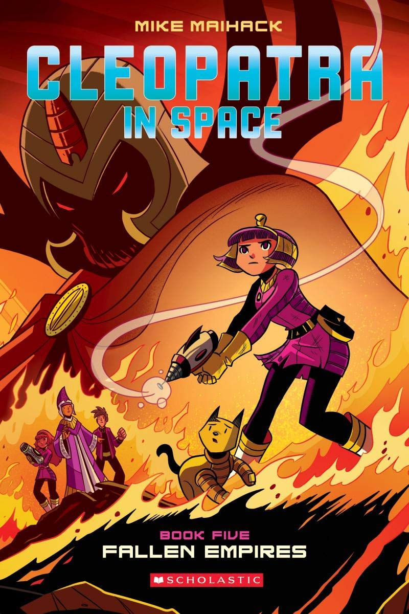 Secret of the Time Tablets Cleopatra in Space #3