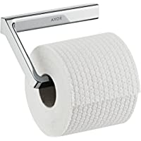 AXOR Toilet Paper Holder Without Cover Easy Install 3-inch Coordinating Chrome, 42846000 Accessories