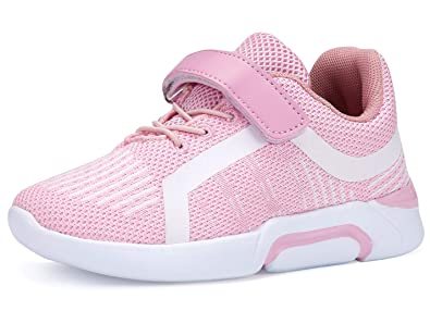 Amazon Com Fansite Kid S Lightweight Sneakers Boys Girls Toddler
