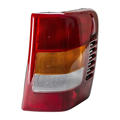 TYC 11-5275-00-1 Compatible with JEEP Grand Cherokee Right Replacement Tail Lamp: Automotive
