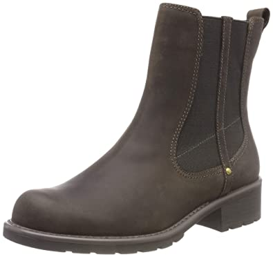 ab8f0c5102 Clarks Women's Orinoco Club Chelsea Boots: Amazon.co.uk: Shoes & Bags
