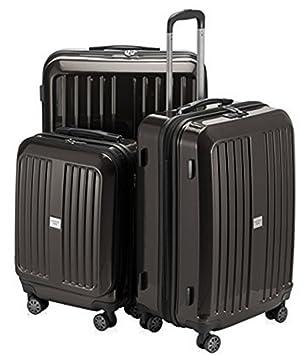 Amazon.com: HAUPTSTADTKOFFER X-Berg Juego de maletas rígidas ...
