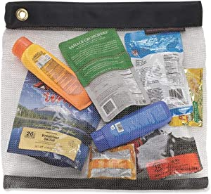 RATSACK Rodent Proof Cache Bag for Backcountry Trips (Camping, Hunting, Hiking, Fishing, Kayaking) - Large 12 Ounces