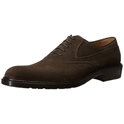 Amazon.com | a.testoni Men's M12466vem, Fondente/Brown, 12 M US | Oxfords