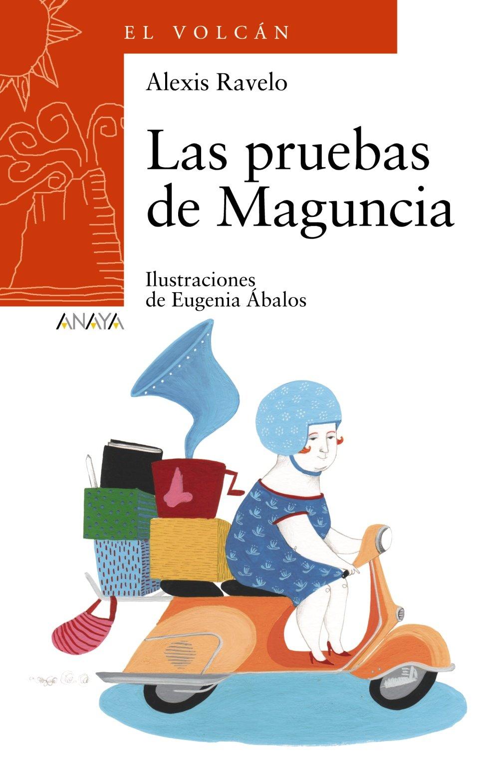 Las pruebas de Maguncia: Alexis Ravelo Betancor ...