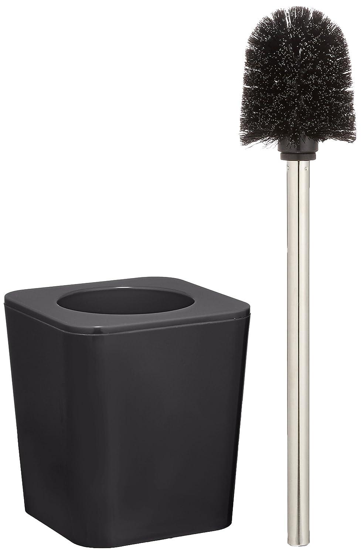 Wenko, Scopino per WC, Nero (Schwarz) 20332100