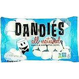 Dandies - Vegan Marshmallows, Vanilla, 10 Ounce (Pack of 5)