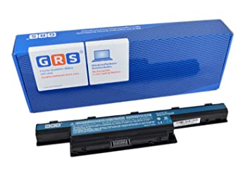 GRS Batería AS10D61 para ACER Aspire 7741G 5742G 7750G 5741ZG 5733 5560G 5250 5552 7560 5750G 7551G TravelMate 5740 8472 5760 4740 sustituye a: AS10D31 ...