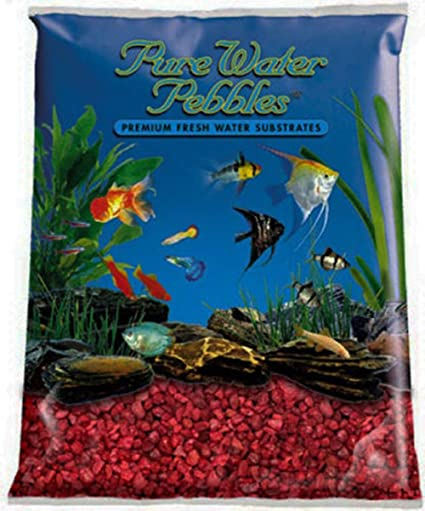 Amazon Com Aquarium Fish Tank Gravel Marine Pure Water Pebbles
