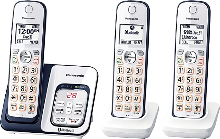 Top 10 Cellular Wireless Home Answering Machine
