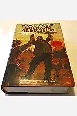Favorite Tales of Sholom Aleichem Hardcover