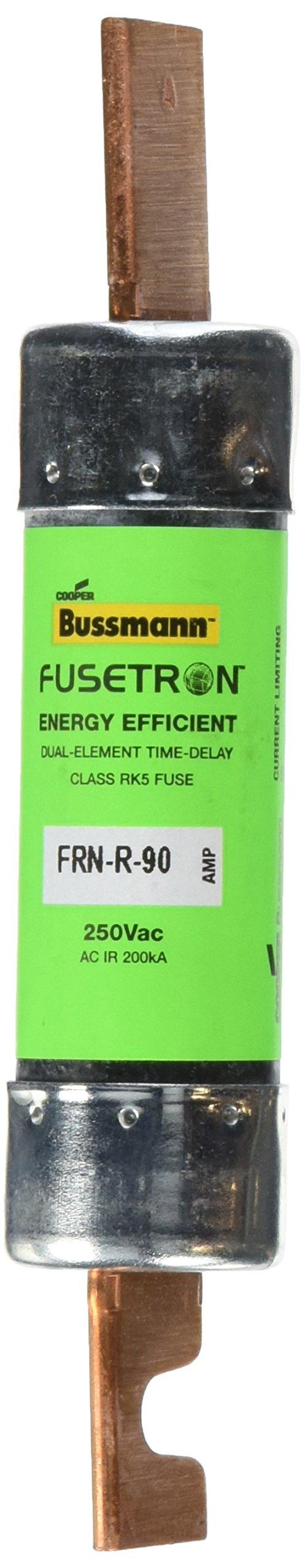 Cooper Bussmann FRN-R-90 FuseTRON Class RK5 Dual-Element Fuse by Cooper Bussmann