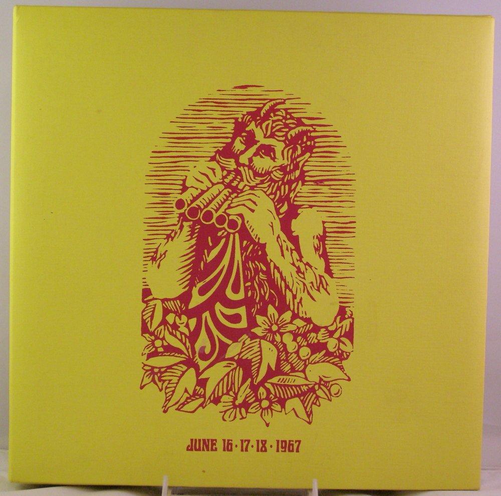 Monterey International Pop Festival by Rhino Records