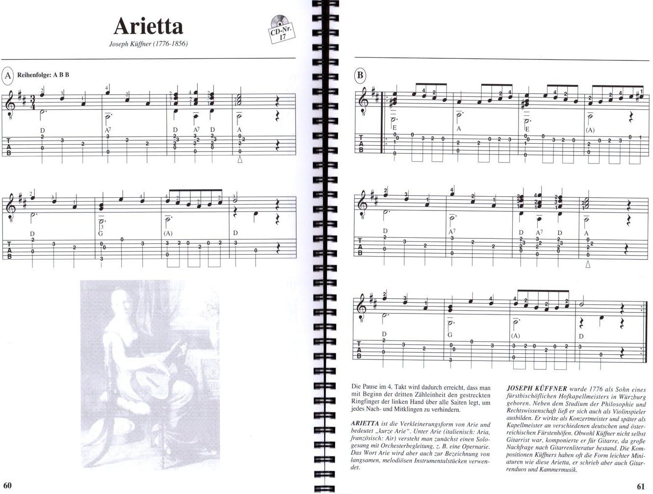 Le Livre Guitare classique – Matériel pédagogique de Étienne ...