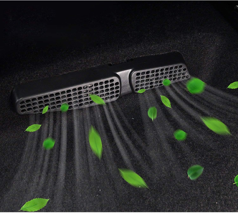 2 St/ück LFOTPP Auto Air Vent Abdeckung f/ür Arteon R/ücksitz Klimaanlage Outlet Cover