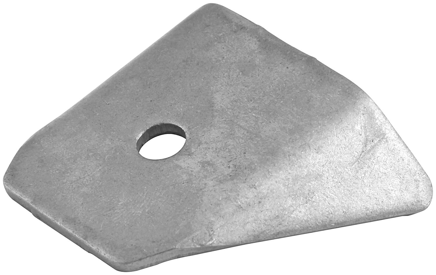 Pack of 4 Allstar ALL60027 1-9//16 Tall 3//16 Thick 1//4 Hole 7//8 Center Hole Height Mild Steel Body Brace Chassis Tab for Flat Mount,