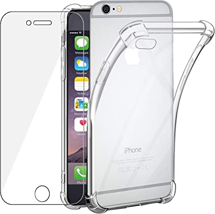 cover trasparente iphone 6s