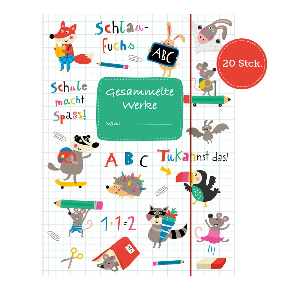 Grätz Verlag Cartellina per bambini