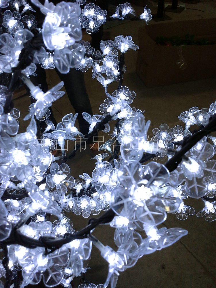 Cherry Blossom Tree 1.5m/5ft Christmas party wedding deco Outdoor waterproof by Generic