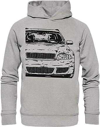 glstkrrn RS4 B5 Avant Hoodie