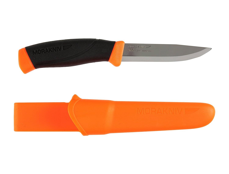 Mora NZ-CF0-SS-24 Cuchillo de Hoja Fija