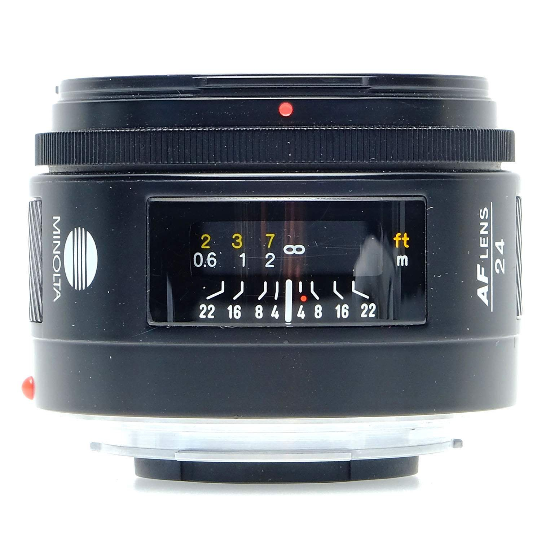 MINOLTA AF 24mm F2.8
