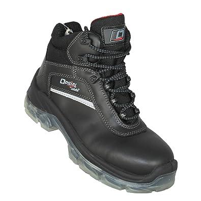 classique nouveaux produits pour grande vente Opsial Step Tec S3 Chaussures de Travail SRC Chaussures de ...