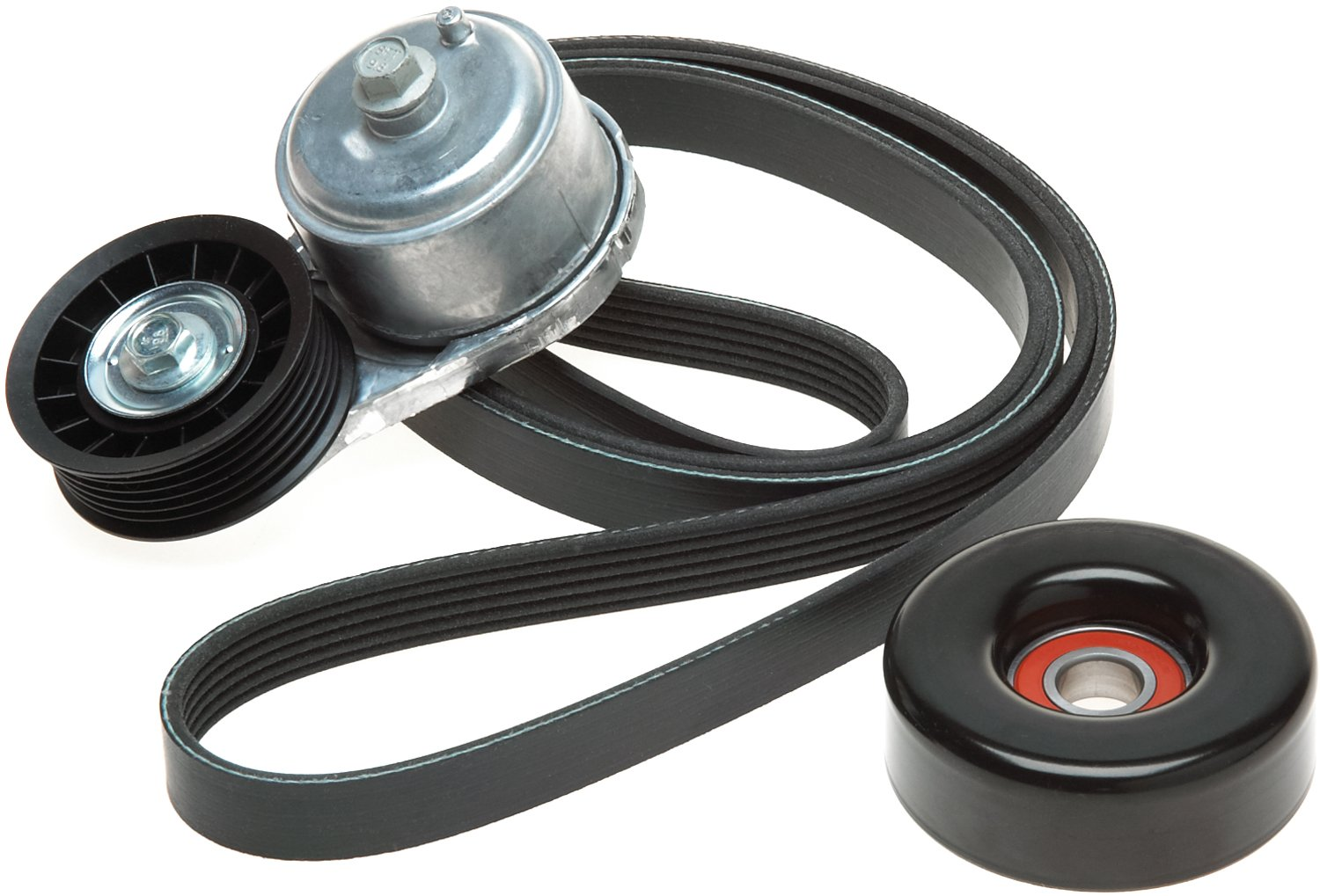 ACDelco ACK060960 Professional Accessory Belt Drive System Tensioner Kit by ACDelco