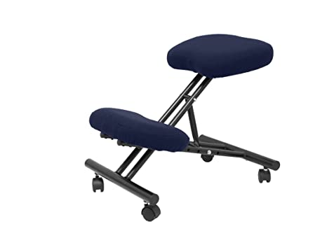Sgabelli Con Ruote Regolabile : Piqueras y crespo modello mahora sgabello da ufficio ergonomico