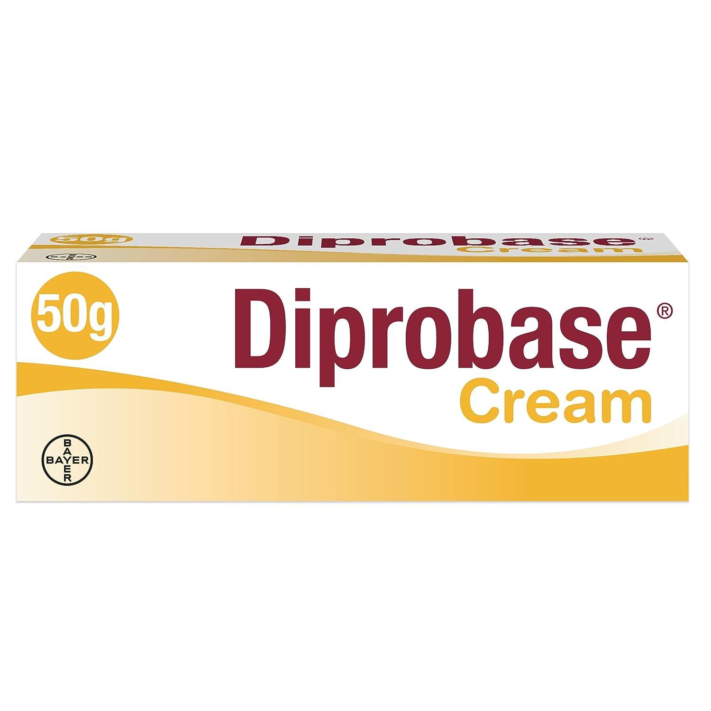 Diprobase Eczema Dry Skin Emolient Cream, 500 g Bayer 84292788