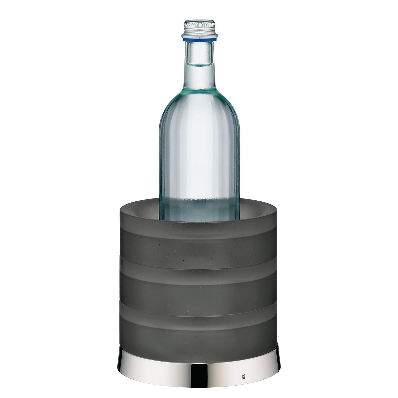 WMF - Enfriador de botella / cubierta, color negro, con 3 anillos, colección Basic: Amazon.es: Hogar
