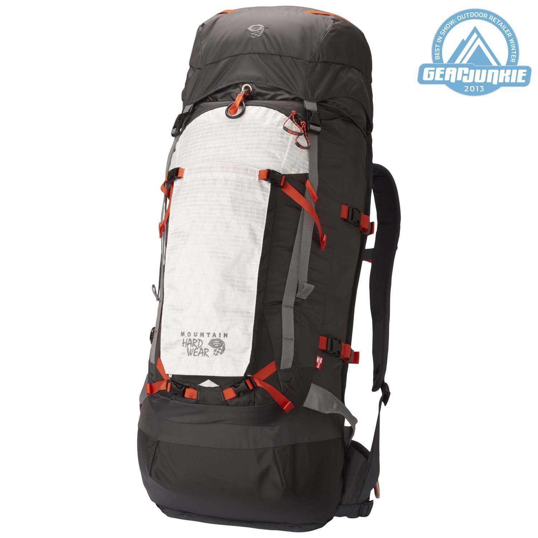 Mountain Hardwear Direttissima 50 OutDry Backpack - Shark Medium/Large [並行輸入品]   B071XS1HXS