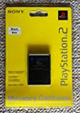Carte Mémoire noire 8 Mo pour Playstation 2